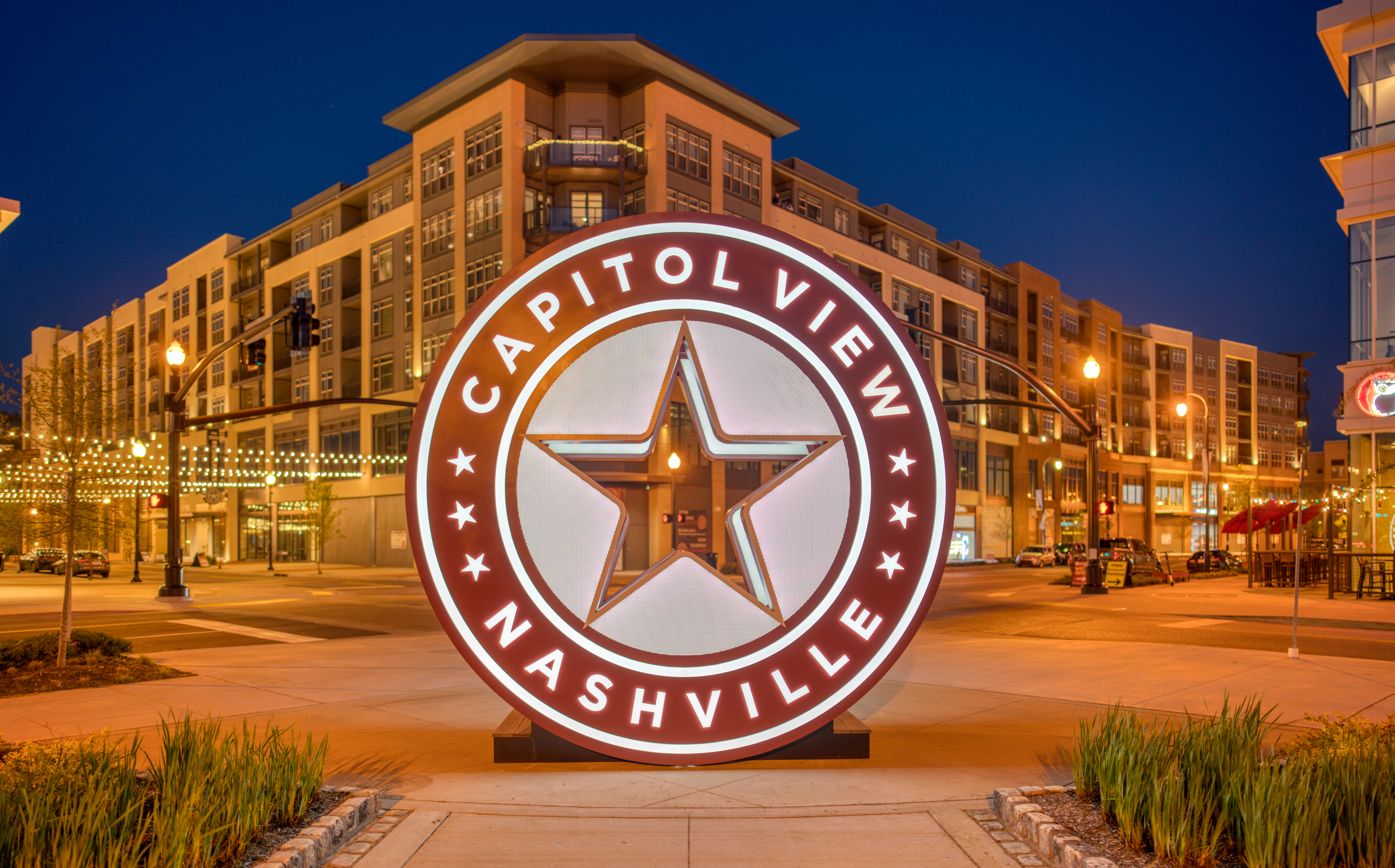 Residences At Capitol View | Luxury Apartments, Nashville, TN