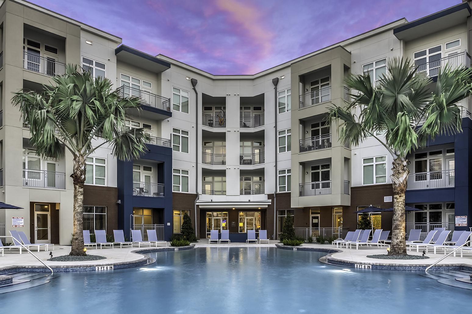Solstice Apartments Luxury Apartments Orlando Fl