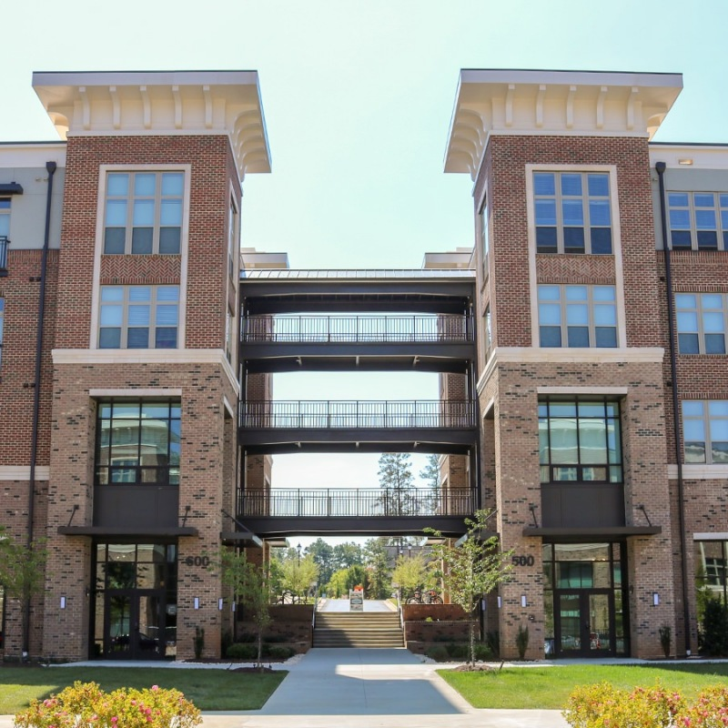 Carraway Village Apartments