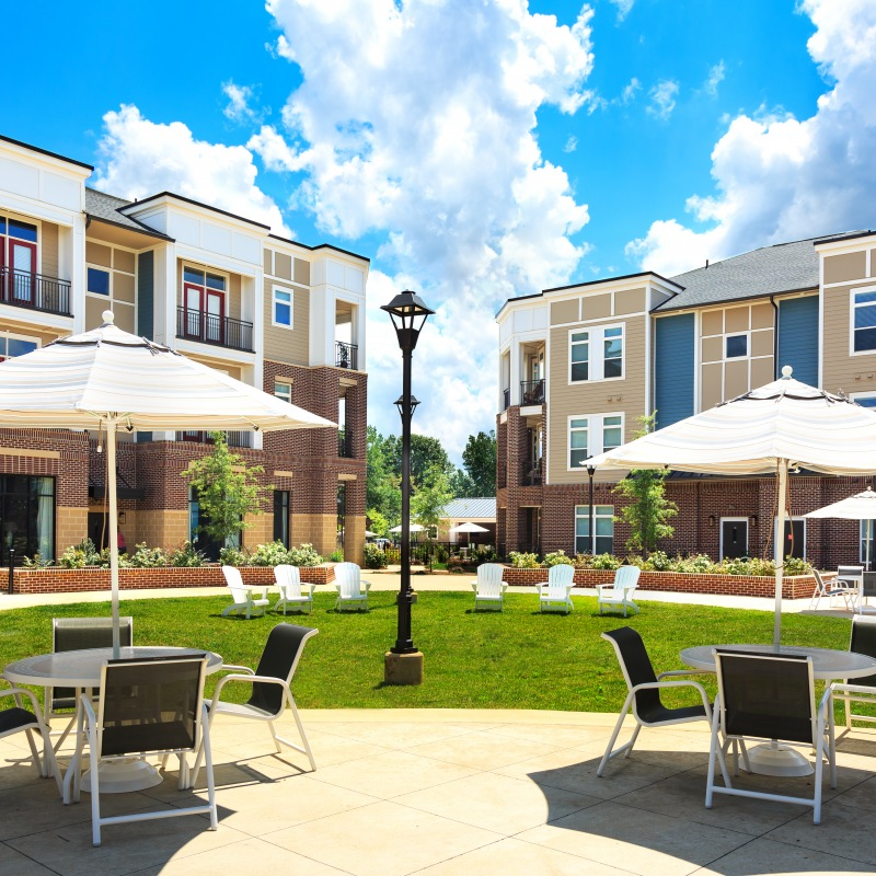 Apartments at Holly Crest