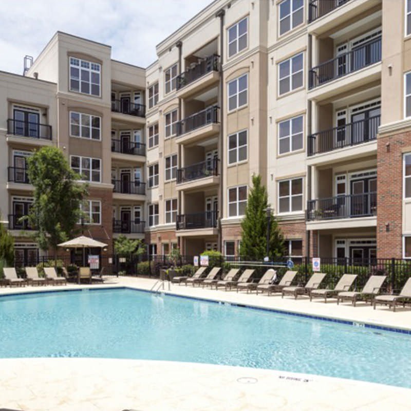 Arboretum Apartments: Luxury Apartment Community Management Company
