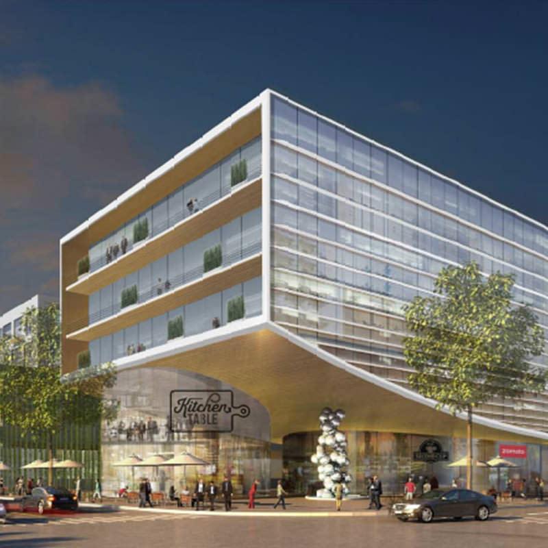 Harbor Island Apartments: Luxury Apartments & Retail Space - Bay